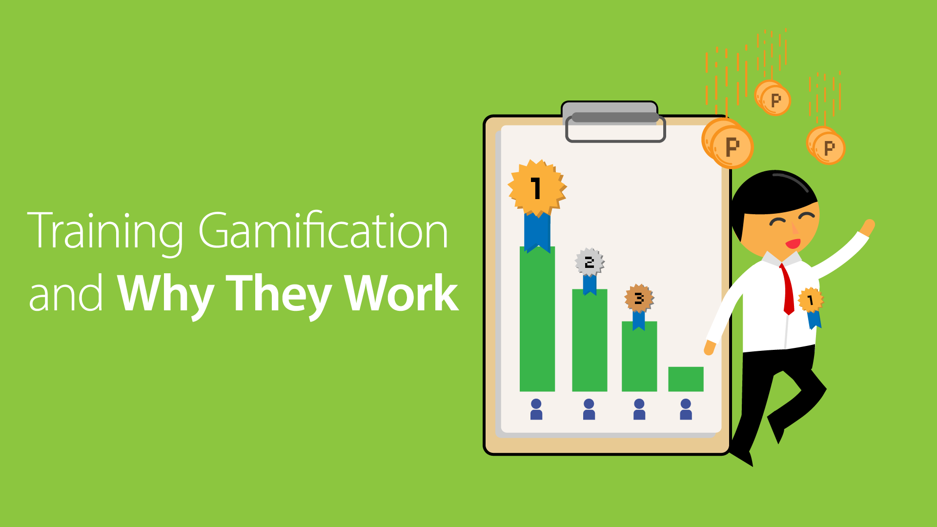 Why Gamification Works for Training