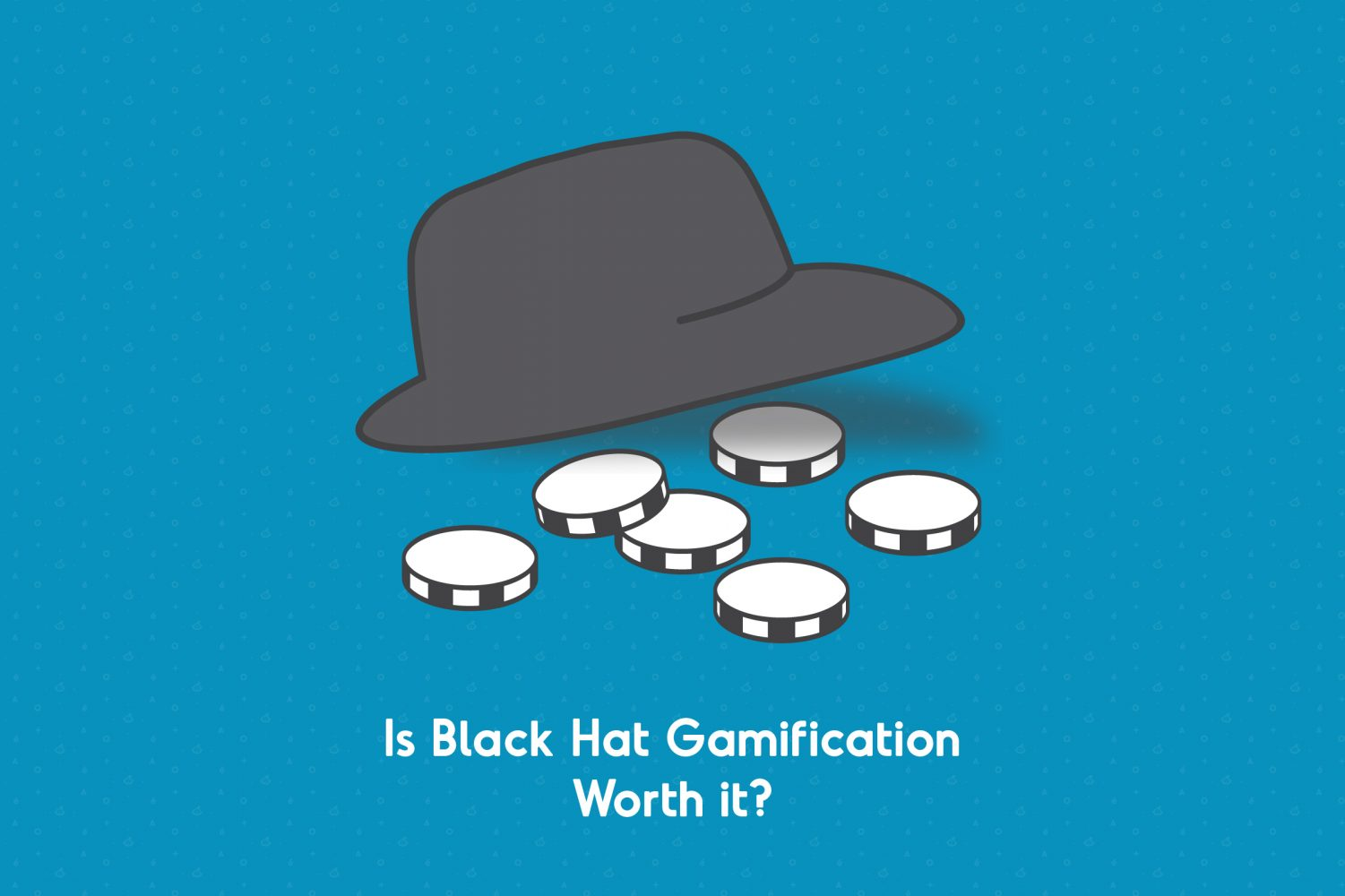 Black Hat Gamification in Long-Term Sales