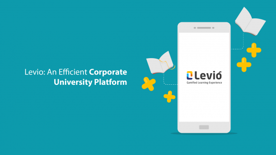 Levio: A New Gamified CorpU Solution