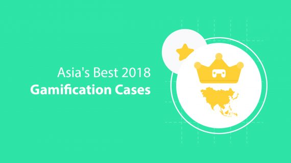 Top Gamification Usage in Asia