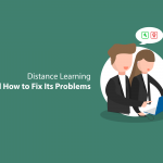Solution for Distance Learning Problems