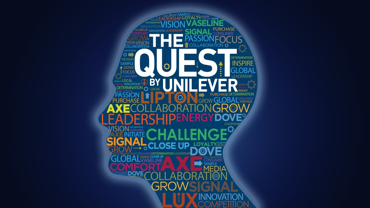 The quest by Unilever