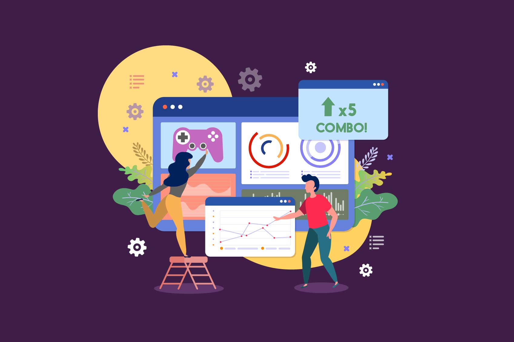Growth Hacking & Gamification: The Best 'Combo' for Digital Presence