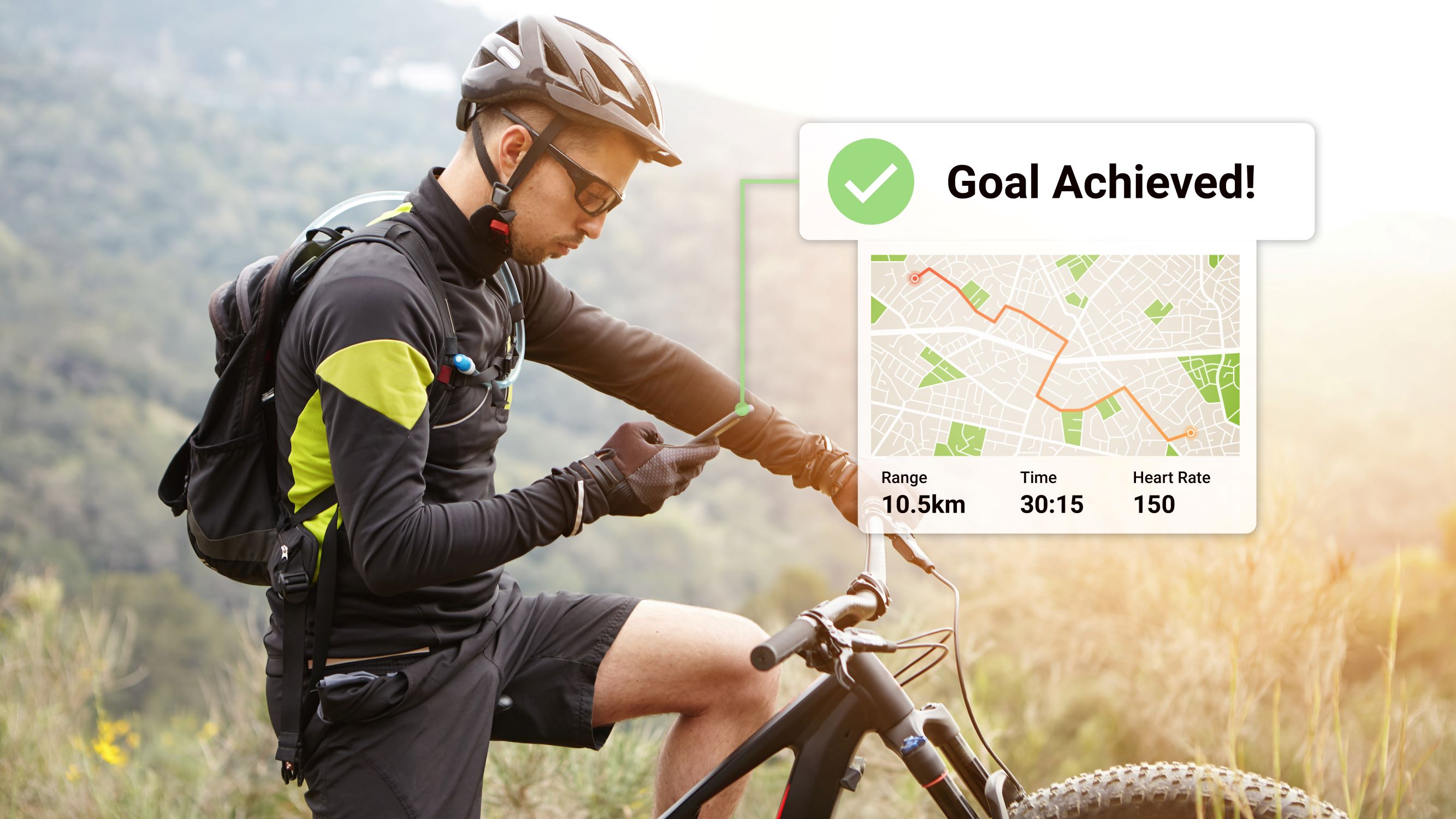 Achievements in Fitness Apps
